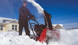 Just Snowblowers Canada Home