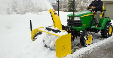 Snowblower Attachments - Just Snowblowers Canada