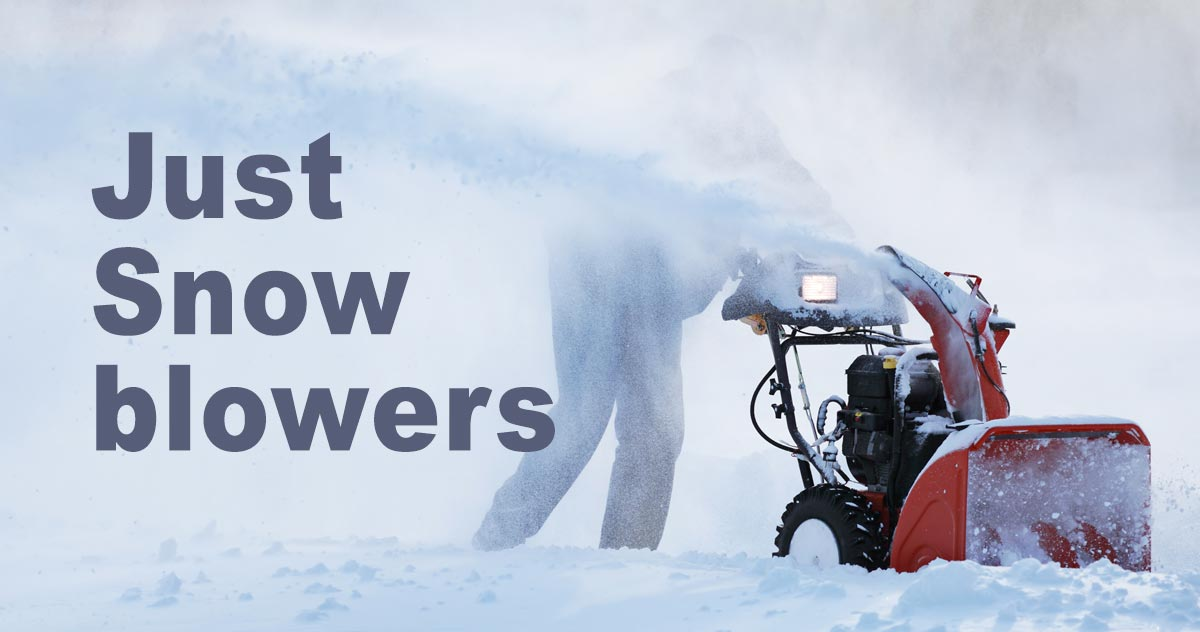 A Woman's Guide to Buying a Snow Blower - Just Snowblowers ...