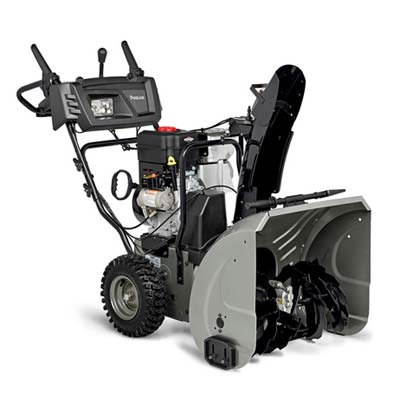 Poulan 24 inch 2-Stage Gas Snowblower 305 CC by Poulan - Just