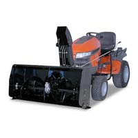 Berco 44 inch Berco 44-in Two-Stage Snow Blower Tractor Attachment