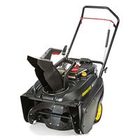 Brute 22 inch Brute 22-inch Gas 1-Stage Snowblower 208cc