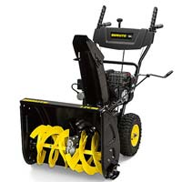 Brute 24 inch Brute 24-inch Gas 2-Stage Snowblower 208cc