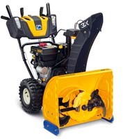 Cub Cadet 24 inch Cub Cadet 24-in Three-Stage 277cc Gas Snow Blower