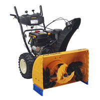 Cub Cadet 30 inch Cub Cadet 30 inch 3-Stage Gas Snow Blower