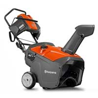 Husqvarna 21 inch Husqvarna 208cc 21-in Single-Stage Gas Snow Blower