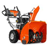 Husqvarna 24 inch Husqvarna 208cc 24-in Two-Stage Gas Snow Blower