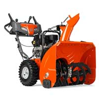 Husqvarna 27 inch Husqvarna 254cc 27-in Two-Stage Gas Snow Blower