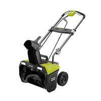 Ryobi 20 inch Ryobi 20 inch 40V Cordless Electric Snow Blower with Battery and Charger
